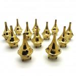 Brass Cone Burner 3216-12 Pcs