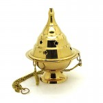 Brass Burner Hanging 624-1 Pc