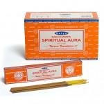 Spiritual Aura Incense 15g Satya