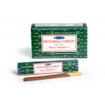 Patchouli Forest Incense 15g Satya