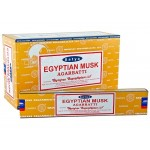 Egyptian Musk Incense 15g Satya