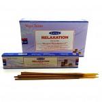Relaxation Incense 15g Satya