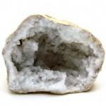 Geodes White Quartz Size 4