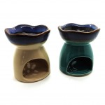 Ceramic Burner Flower OB14 - 1 Pc