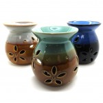 Flower Ceramic Burner OB9 - 1 Pc