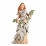 Frosted Forest Joy Fairy H33.5cm 21040-1 Pcs