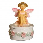 Ballerina Fairy Trinket Box 32720-6 pc
