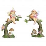 Fairy Girl on Tree 32732-1 pc