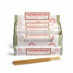 Californian White Sage Incense (12pk) Stamford Masala