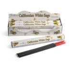 Californian White Sage Incense Hex (6 TBS) Stamford