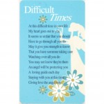 Loving Thoughts - Difficult Times (12 Pcs) LT003