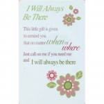 Loving Thoughts - I Will Always Be There (12 Pcs) LT013