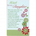 Loving Thoughts - Daughter (12 Pcs) LT019