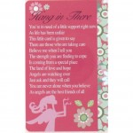 Loving Thoughts - Hang In There (12 Pcs) LT029