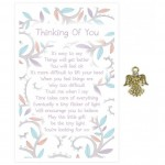 Angel Heart Pins - Thinking of You (6 Pcs) AHE003