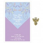 Angel Heart Pins - Thoughts and Prayers (6 Pcs) AHE010
