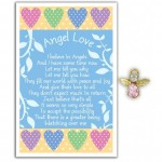 Angel Song Pins - Angel Love (6 Pcs) AS001