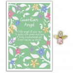 Angel Song Pins - Guardian Angel (6 Pcs) AS005