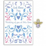 Angel Song Pins - God Bless You (6 Pcs) AS011