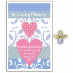 Angel Song Pins - In Loving Memory (6 Pcs) AS013