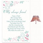 Angel Story Pins - My always friend (6 Pcs) AST003