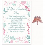 Angel Story Pins - On Your Christening Day (6 Pcs) AST004