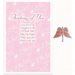 Angel Story Pins - Thinking of You (6 Pcs) AST005