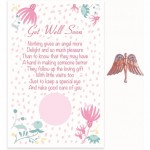 Angel Story Pins - Get Well Soon (6 Pcs) AST024