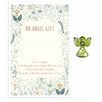 Beautiful Angel Pin - An Angel Gift (6 Pcs) BEA001