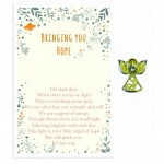 Beautiful Angel Pin - Bringing You Hope (6 Pcs) BEA002