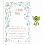 Beautiful Angel Pin - Little Worry Angel (6 Pcs) BEA005