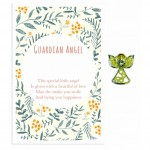 Beautiful Angel Pin - Guardian Angel(6 Pcs) BEA011