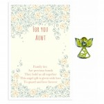Beautiful Angel Pin - Aunt(6 Pcs) BEA014