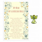 Beautiful Angel Pin - Mum My Guardian Angel(6 Pcs) BEA015