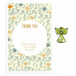 Beautiful Angel Pin - Thank You (6 Pcs) BEA023