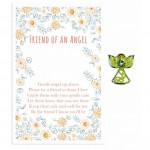 Beautiful Angel Pin - Friend of an Angel(6 Pcs) BEA025