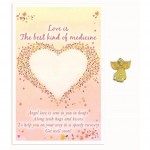 Love Is Angel Pin - The Best Kind of Medicine (6 Pcs)