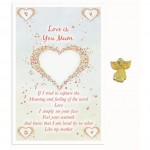 Love Is Angel Pin - You Mum (6 Pcs)