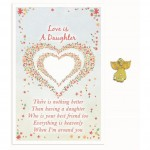 Love Is Angel Pin - Daughter (6 Pcs)
