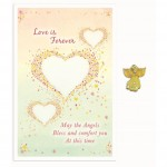 Love Is Angel Pin - Forever (6 Pcs)