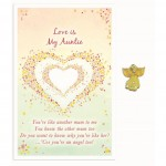 Love Is Angel Pin - My Auntie (6 Pcs)