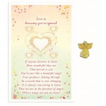Love Is Angel Pin - Knowing your Special (6 Pcs)