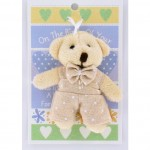 Cuddles - On The Birth of Your Son(6 Pcs) CUD002