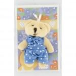 Cuddles Soft Teddies- Its A Boy (6 Pcs) CUD005