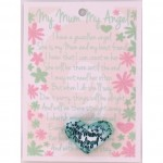 Pure Hearts - My Mums My Angel (6 Pcs) PHH008