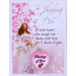 Small Heart - Thinking Of You (6 Pcs) HAFD05