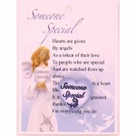 Small Heart - Someone Special (6 Pcs) HAFD09