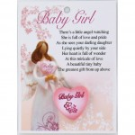 Small Heart - Baby Girl (6 Pcs) HBABYGIRL