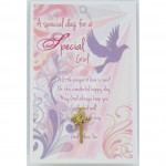 Holy Communion/Confirmation Pin Special Girl(6 Pcs)