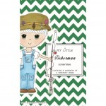 Lucky Bag - My Little Fisherman (6 Pcs)